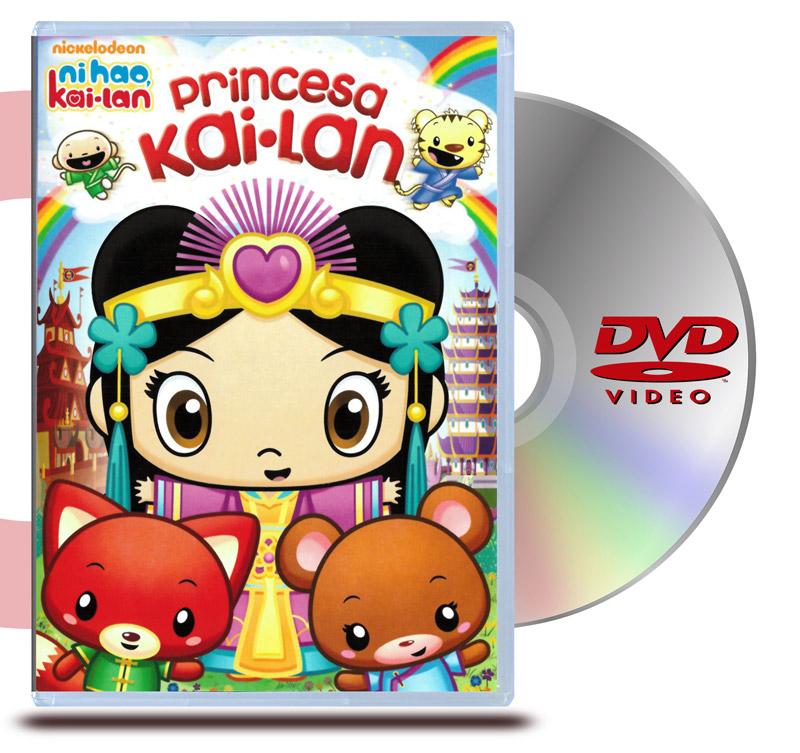 DVD Ni Hao Kai-Lan: Princesa de Kai-Lan