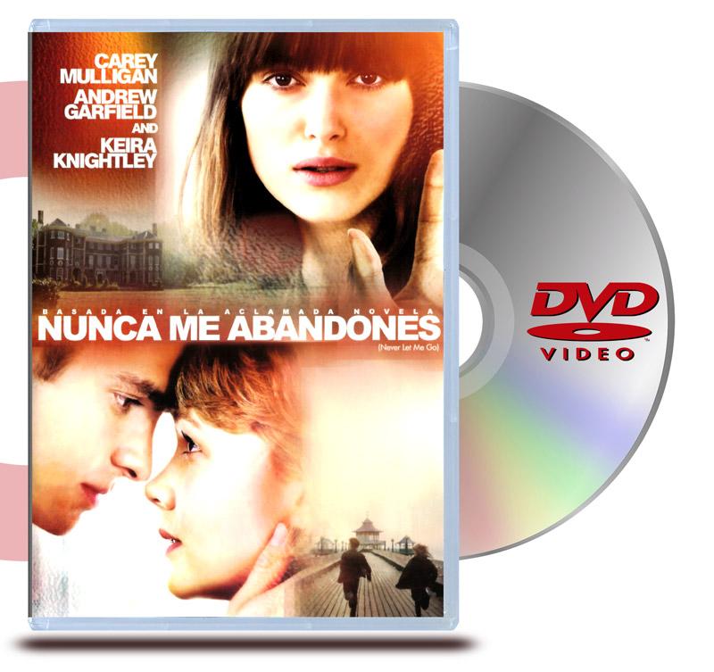 DVD Nunca me Abandones