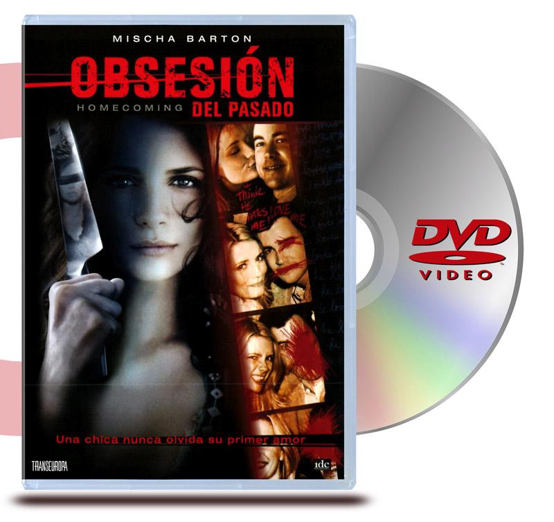 DVD Obsesión del Pasado