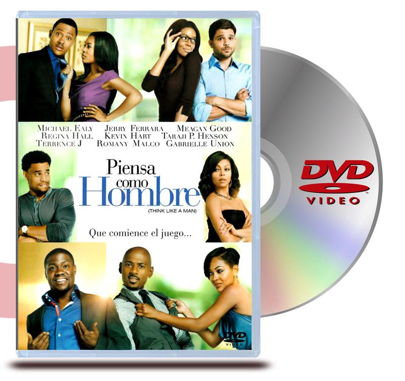 DVD Piensa como Hombre