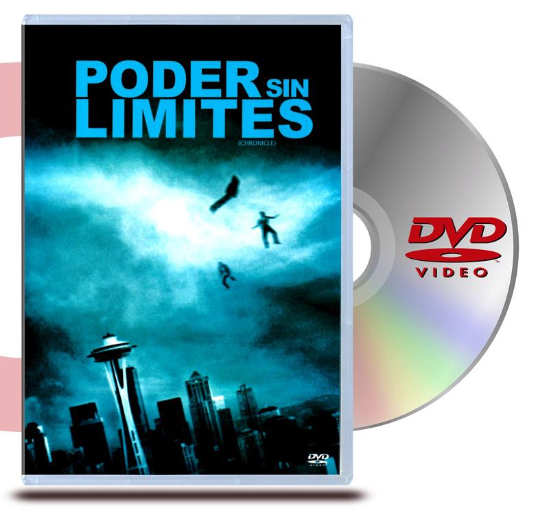 DVD Poder Sin Límites