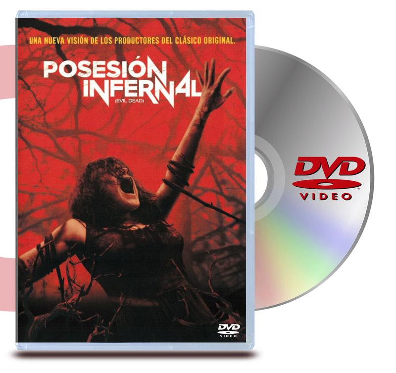 DVD Posesión infernal
