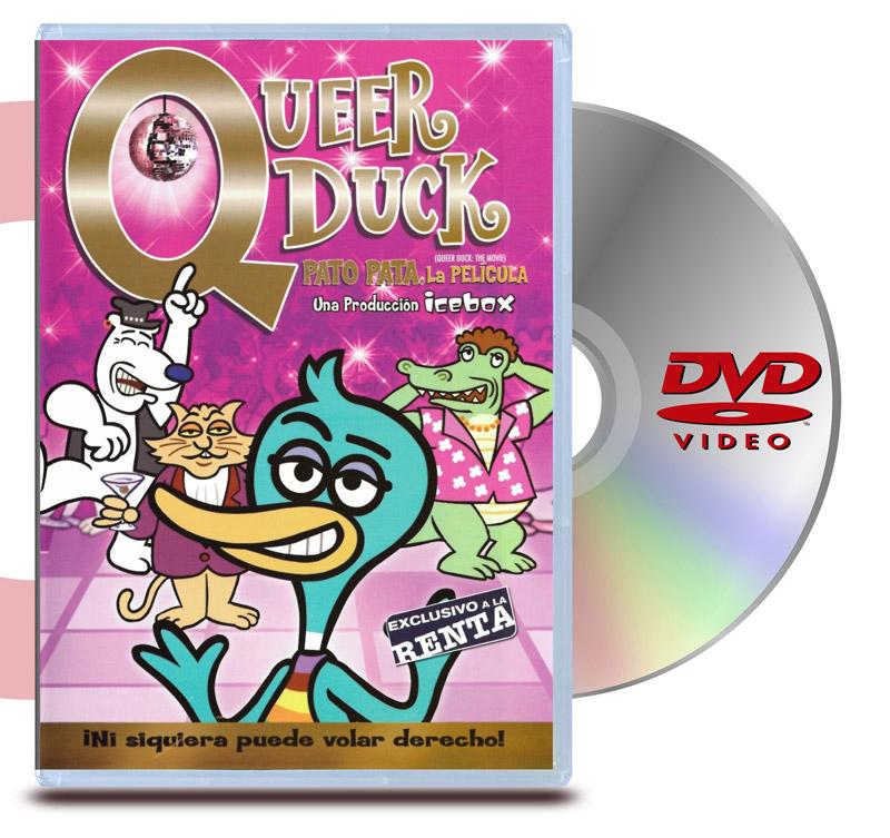 DVD Queer Duck: La Película