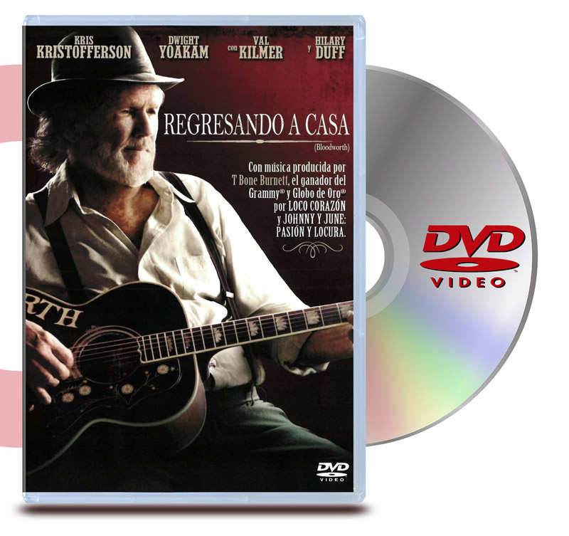 DVD Regresando A Casa