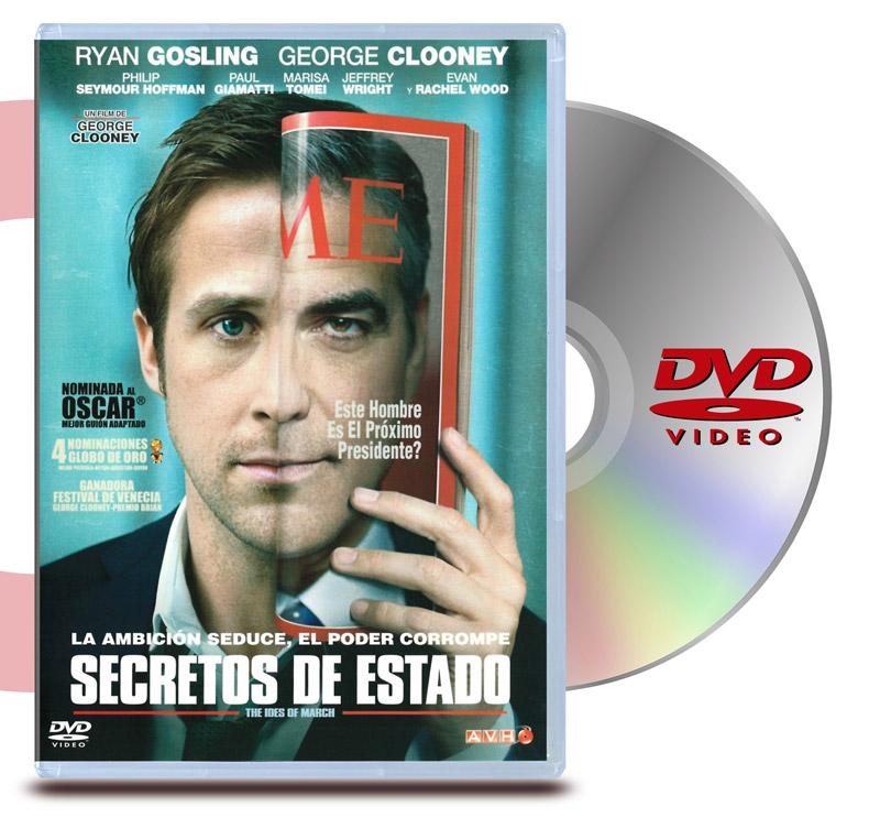 DVD Secretos de Estado