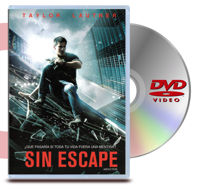 DVD Sin Escape