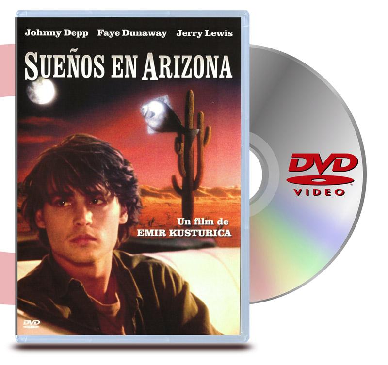 DVD Sueño de Arizona