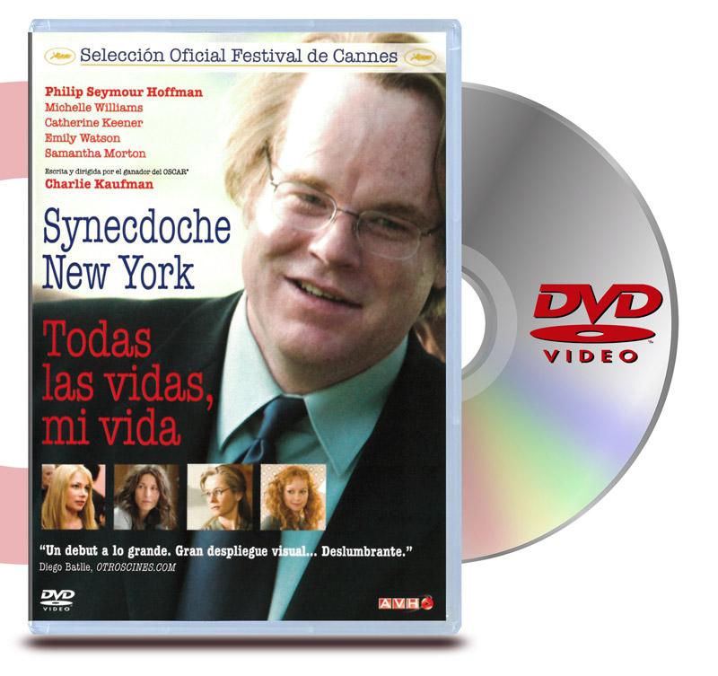 DVD Todas las Vidas Mi Vida