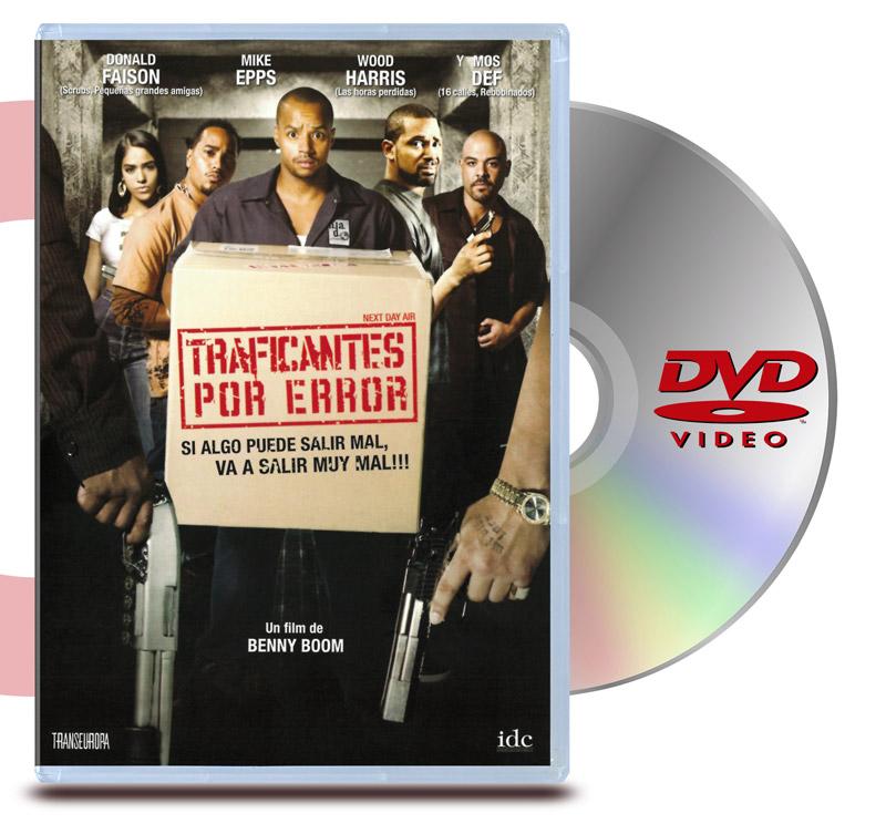 DVD Traficantes por Error