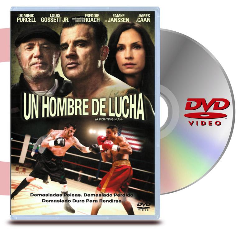 DVD Un Hombre de Lucha