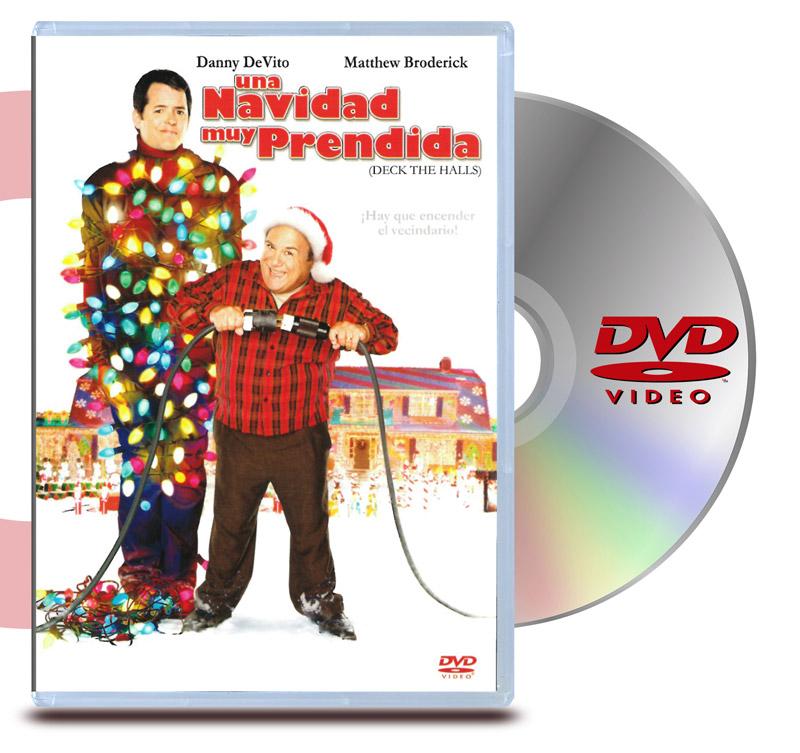 DVD Una Navidad Muy Prendida