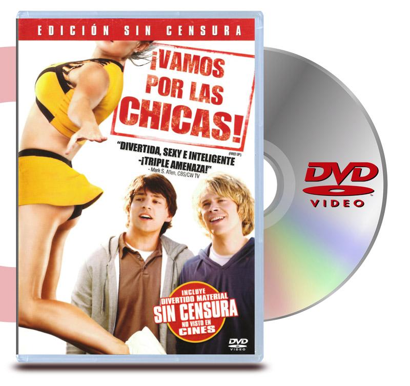 DVD Vamos por las Chicas