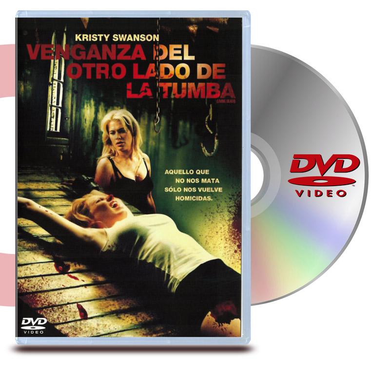 DVD Venganza del otro lado de la Tumba