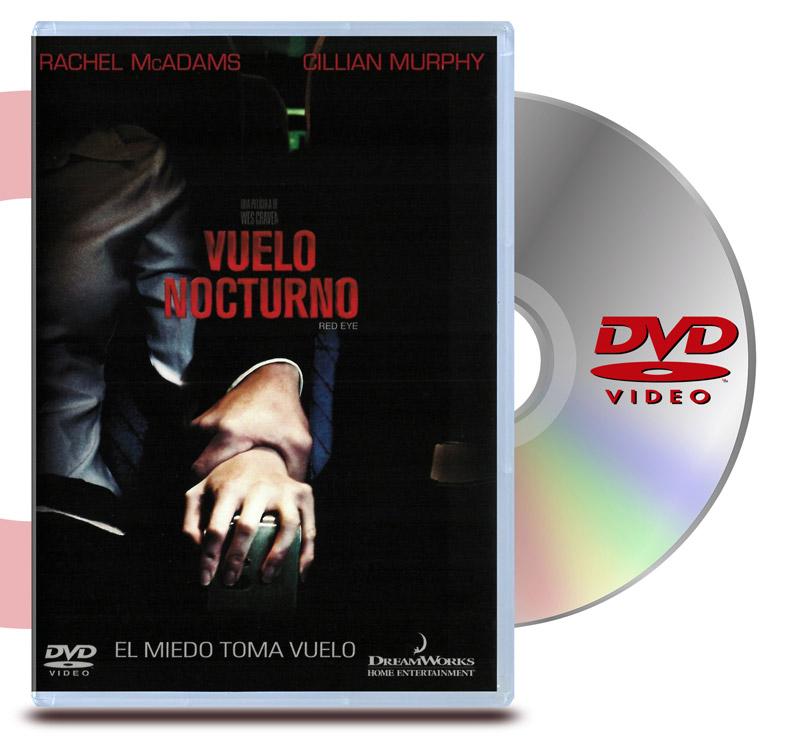 DVD Vuelo Nocturno