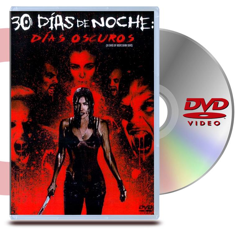 DVD 30 Dias de Noche: Dias Oscuros