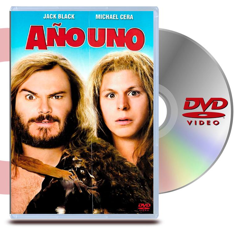 DVD Año Uno