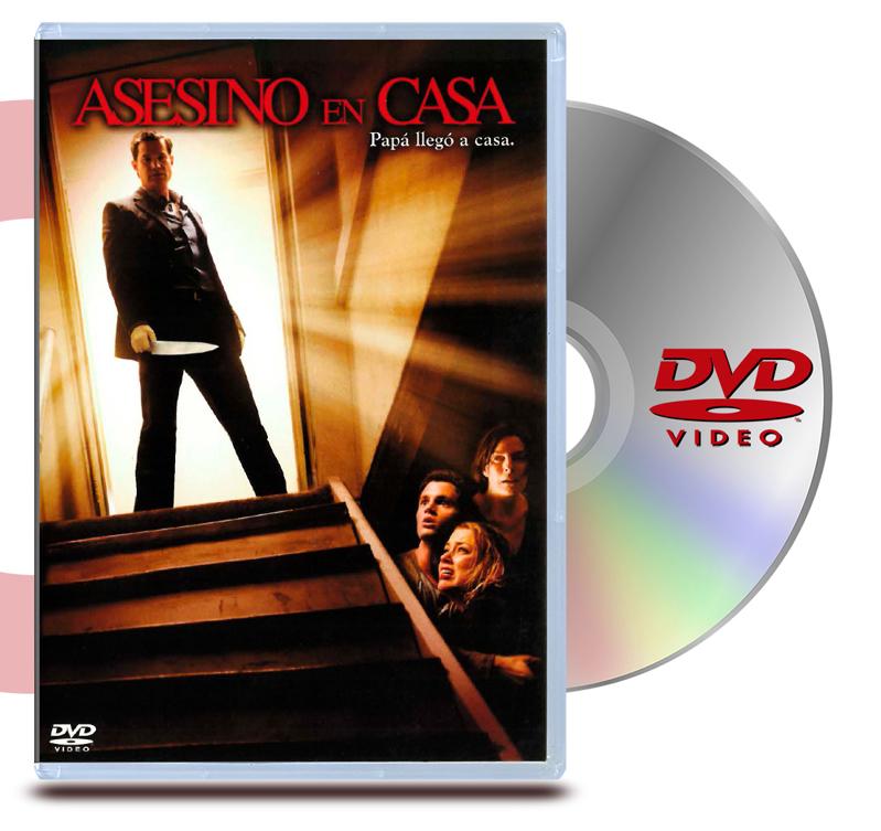 DVD Asesino en Casa