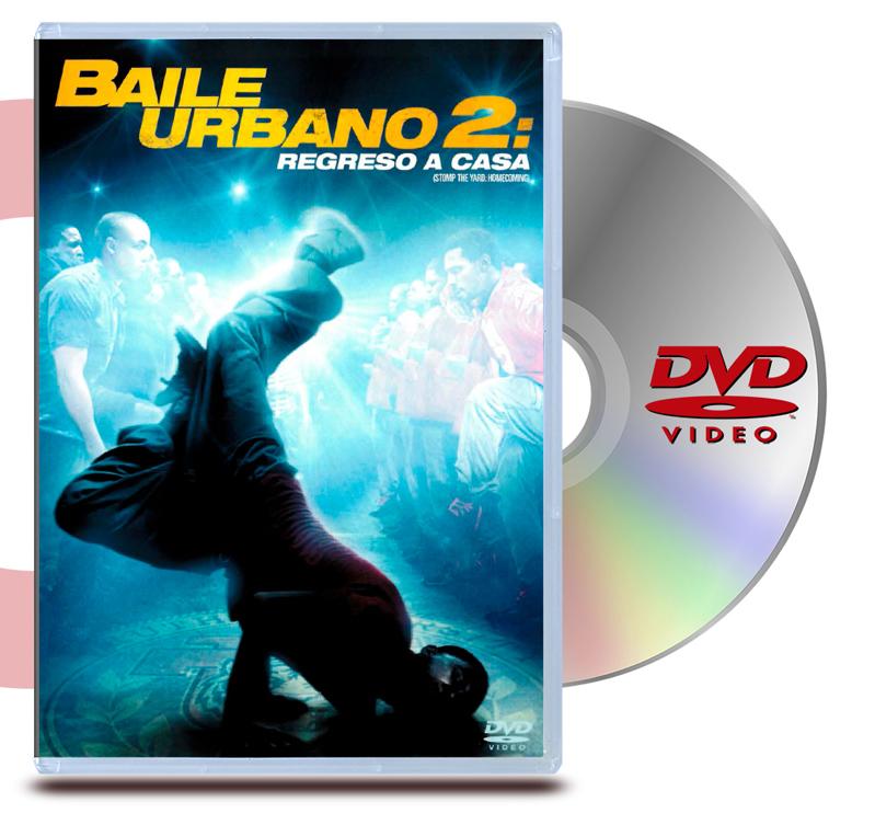 DVD Baile Urbano 2: Regreso a Casa