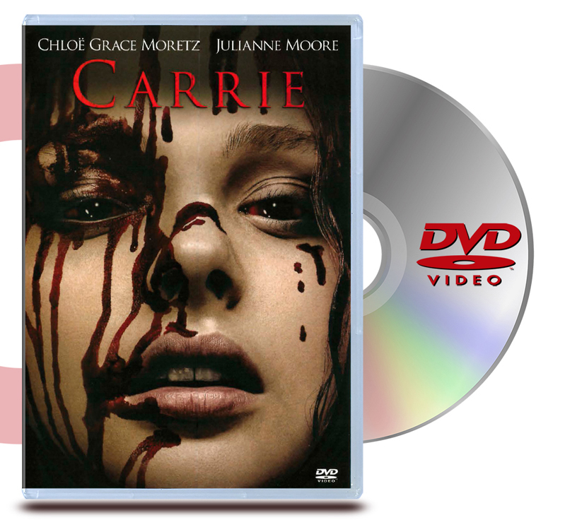 DVD Carrie (Remake)