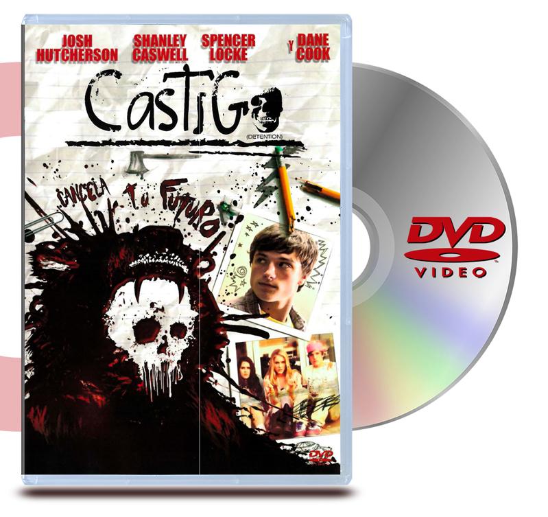 DVD Castigo