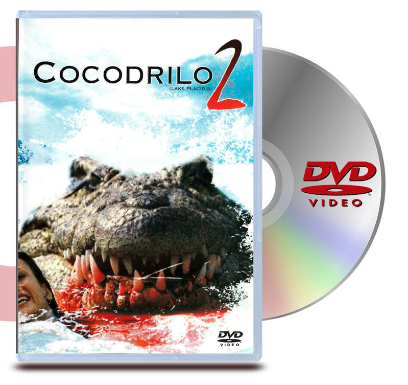 DVD Cocodrilo 2