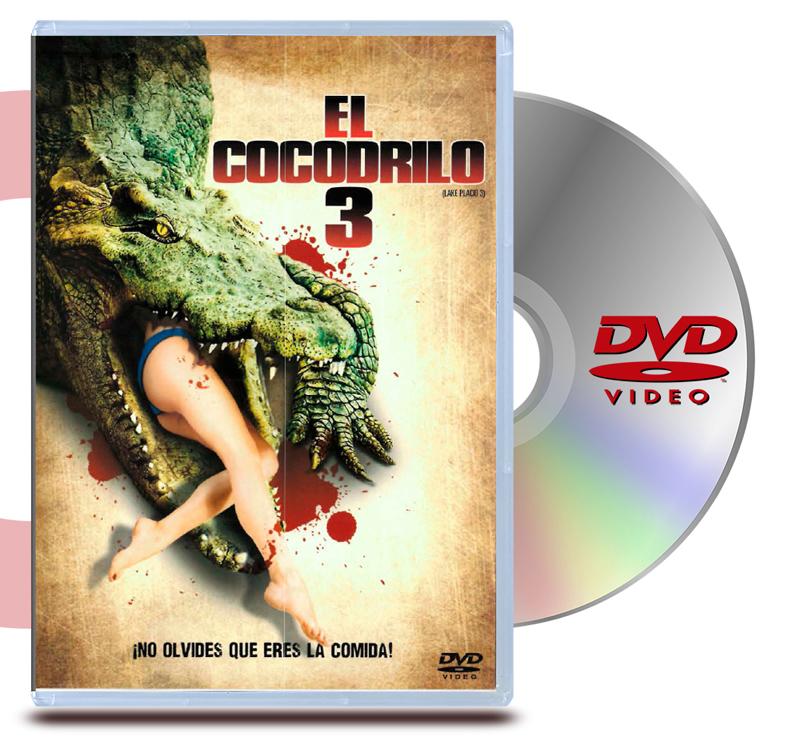 DVD Cocodrilo 3