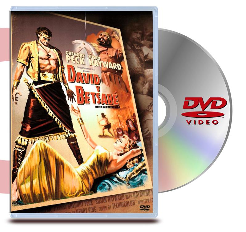 DVD David y Betsabe
