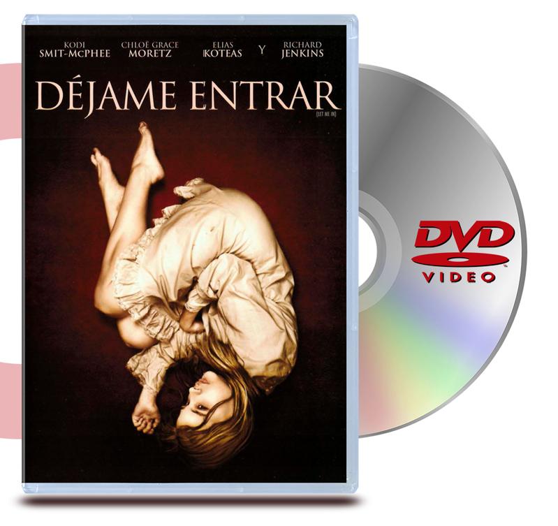 DVD Dejame Entrar