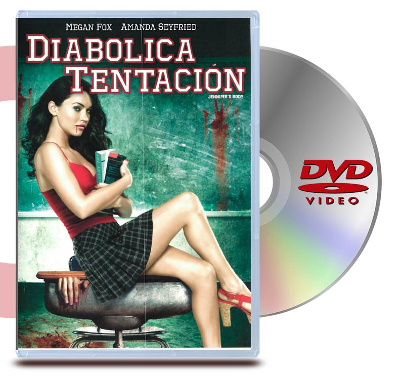 DVD Diabólica Tentación