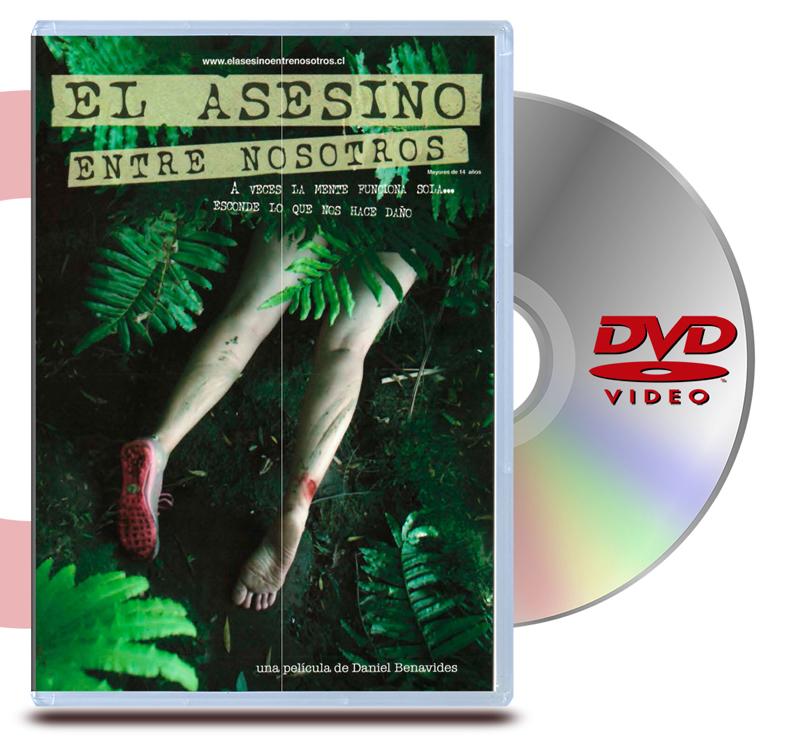 DVD El Asesino Entre Nosotros