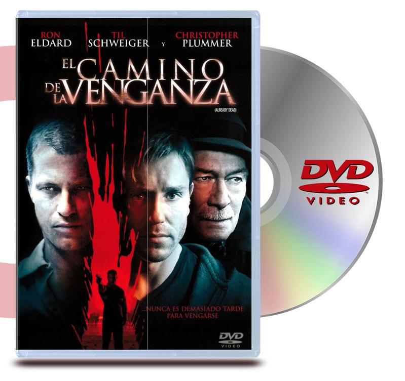 DVD El Camino de la Venganza