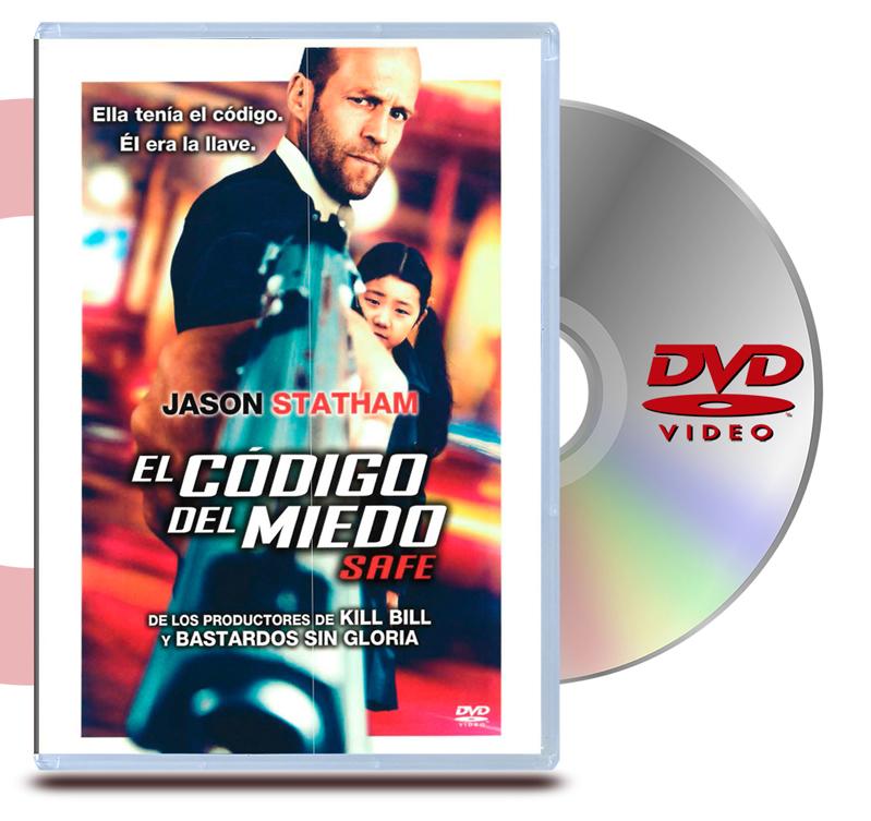 DVD El Codigo del Miedo
