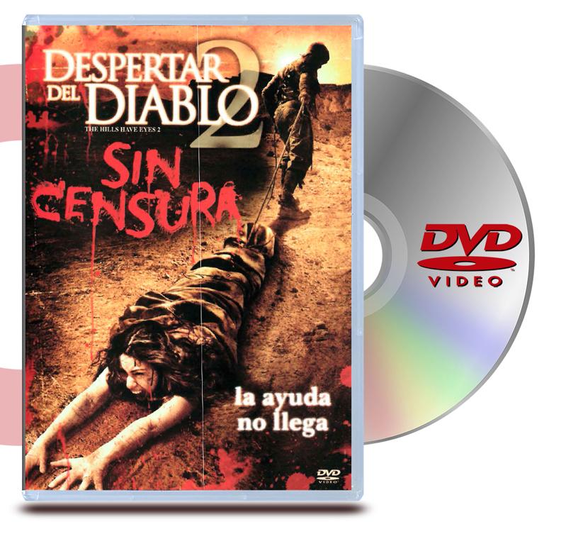 DVD Despertar del Diablo 2
