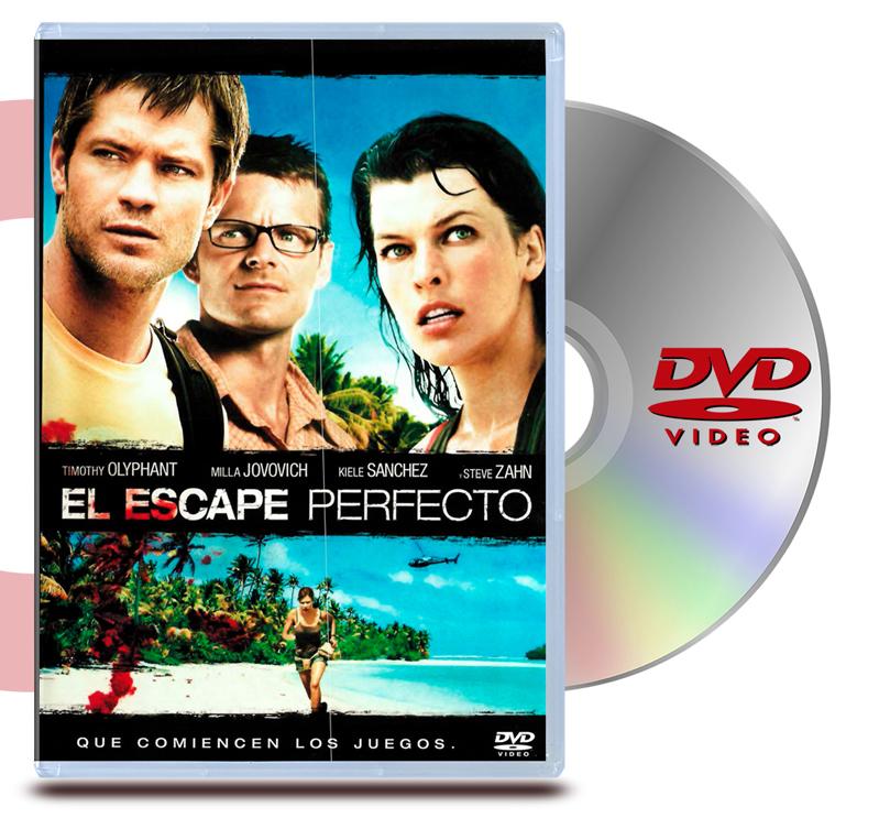 DVD El Escape Perfecto