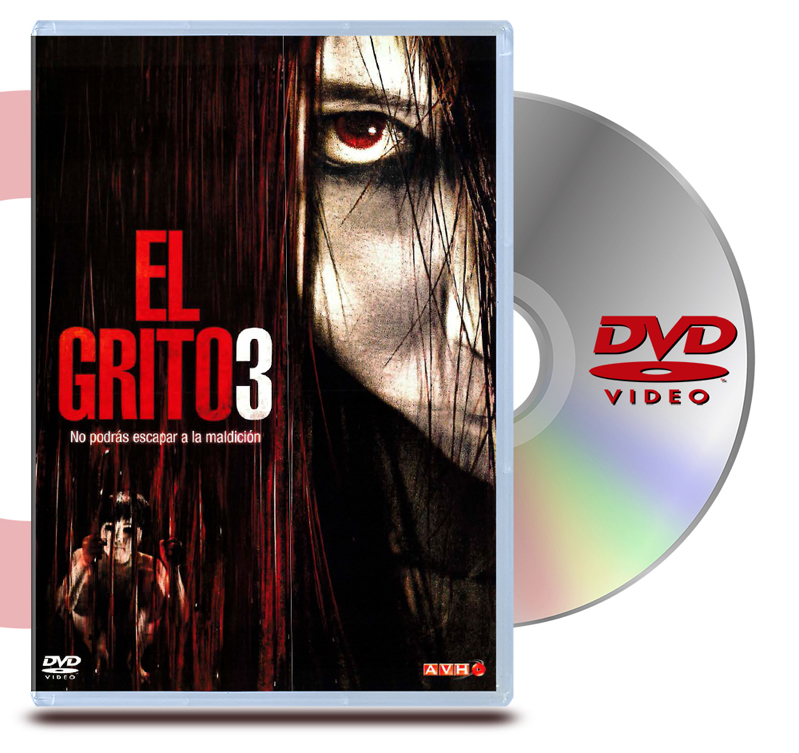 DVD El Grito 3