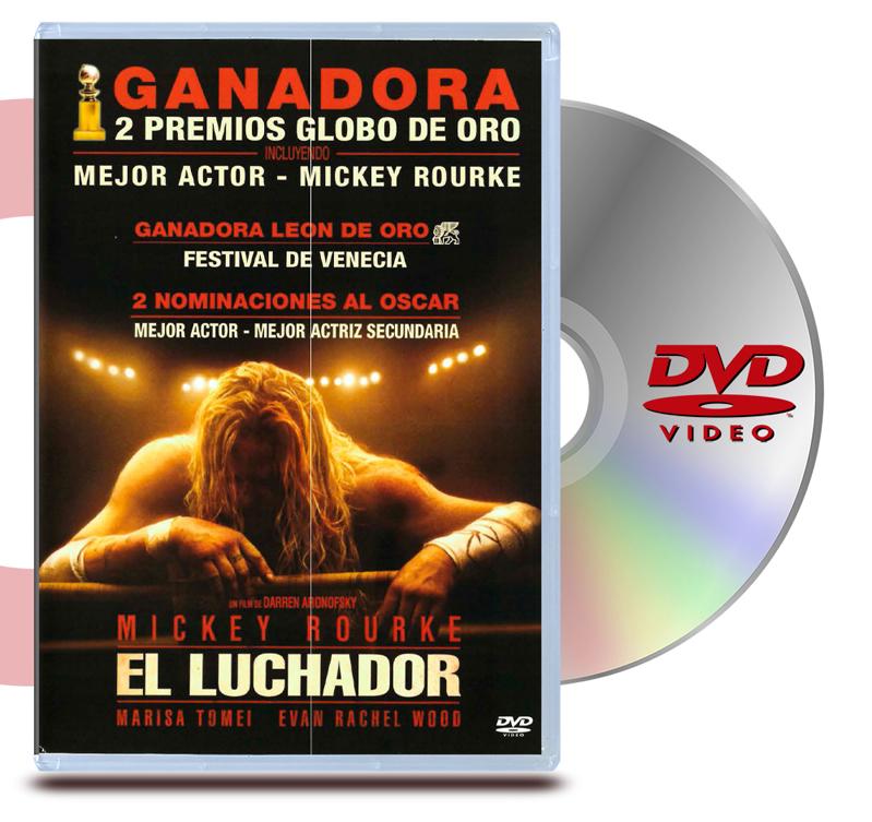 DVD El Luchador