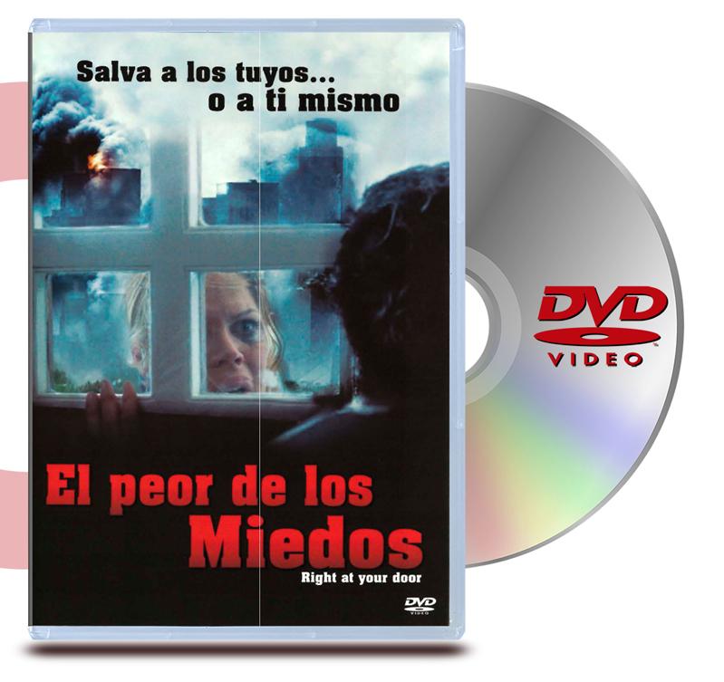 DVD El Peor de Los Medios