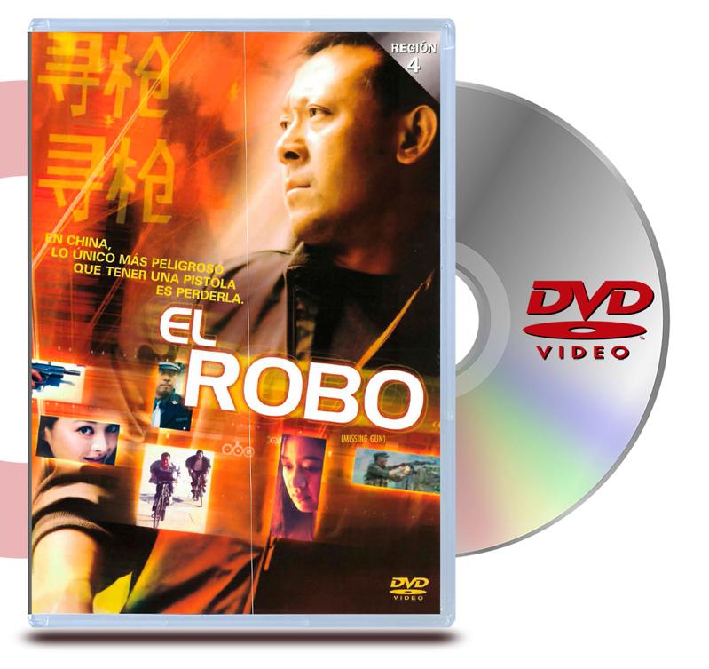 DVD El Robo