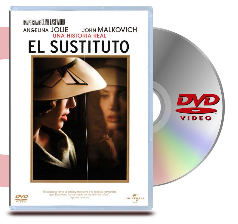 DVD El Sustituto