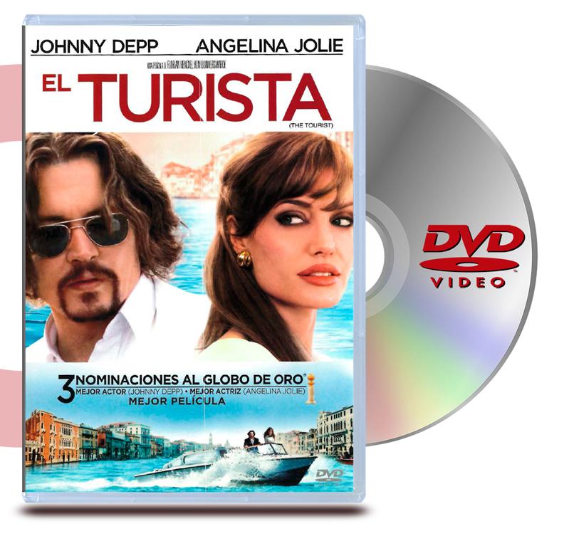 DVD El Turista