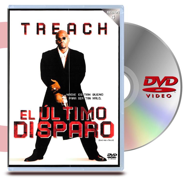 DVD El Ultimo Disparo