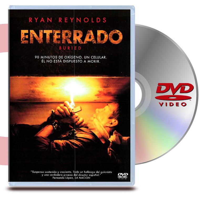 DVD Enterrado