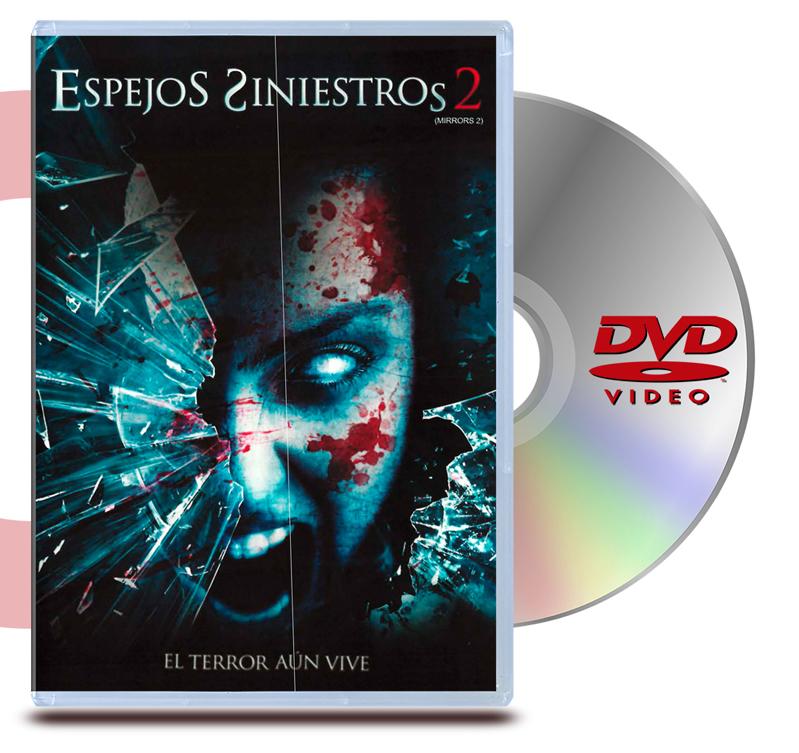 DVD Espejos Siniestros 2