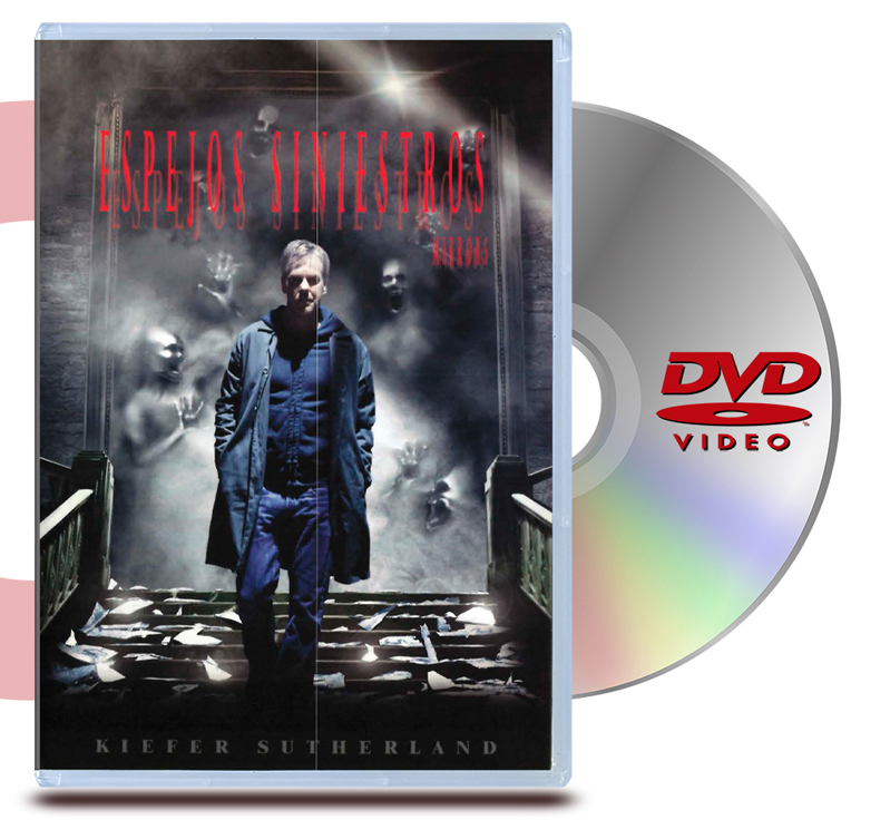 DVD Espejos Siniestros Mirrors