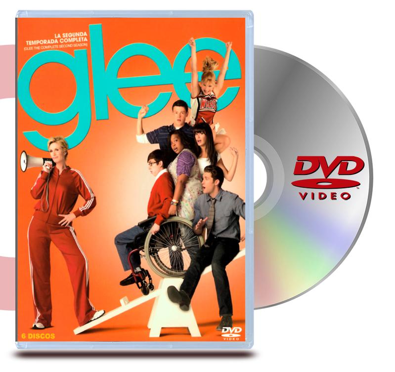 DVD Glee: Temporada 2