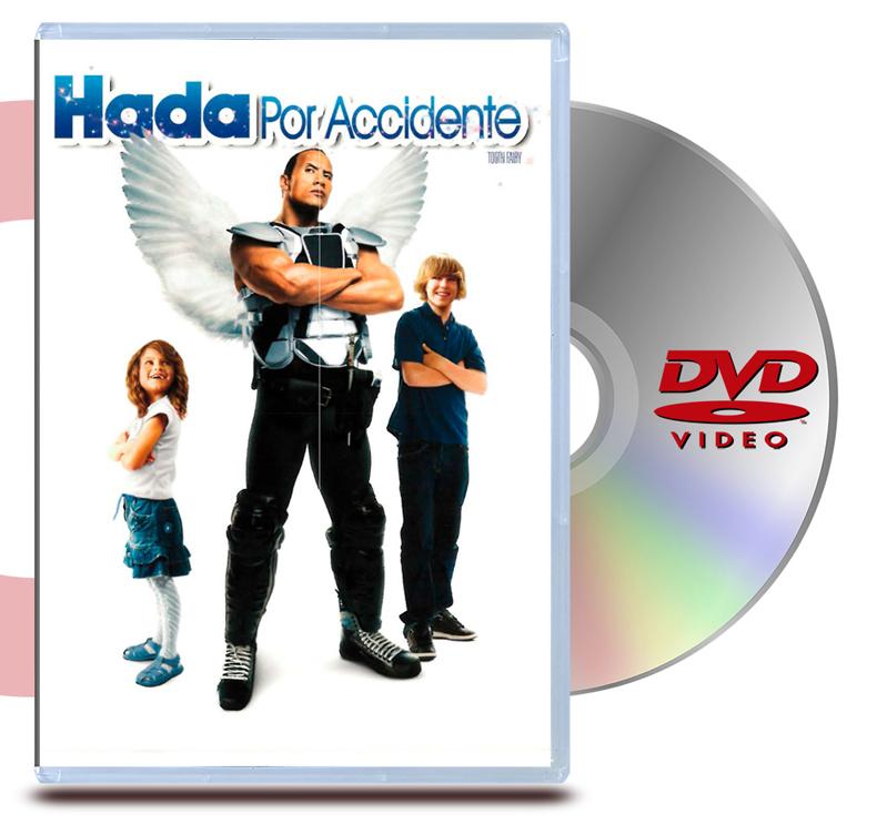 DVD Hada Por Accidente