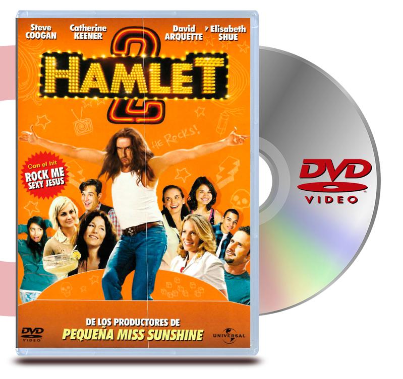 DVD Hamlet 2
