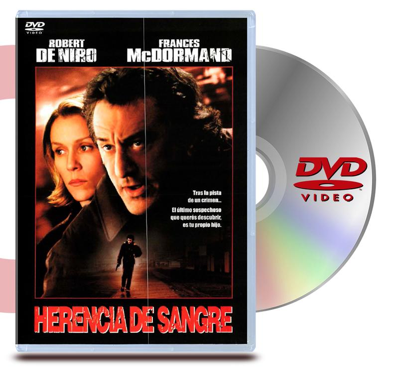 DVD Herencia De Sangre