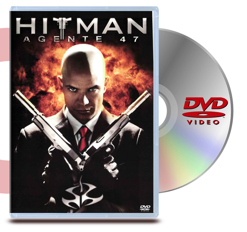 DVD Hitman Agente 47