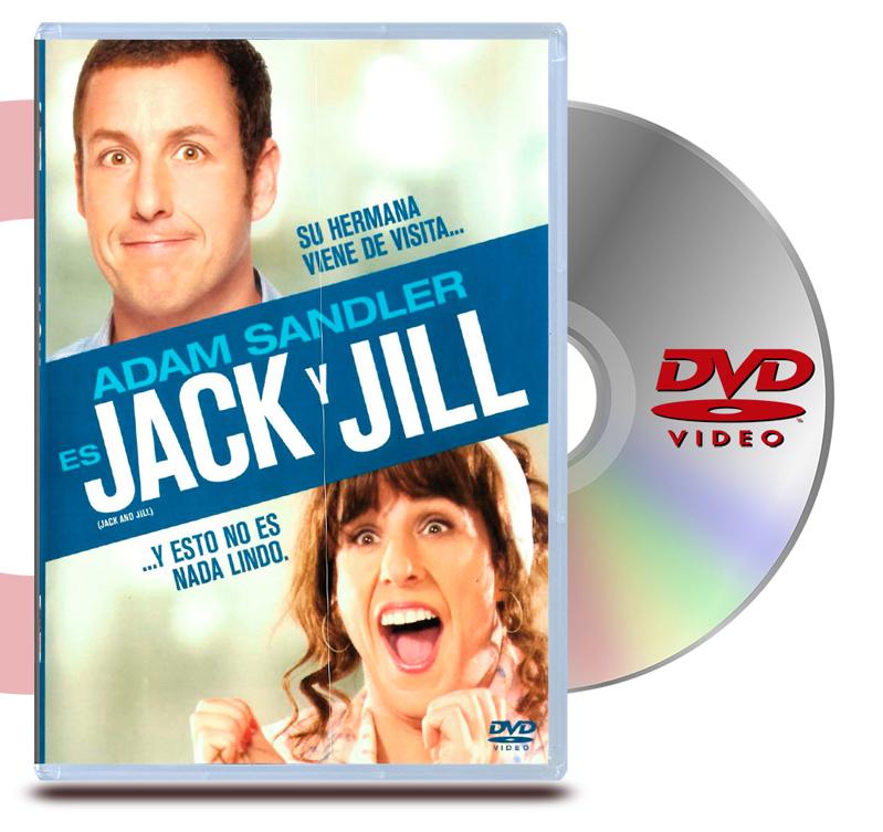 DVD Jack y Jill
